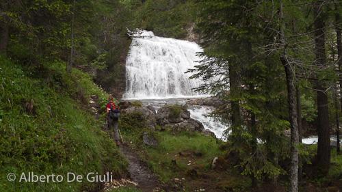 Escursioni intorno a Cortina d Ampezzo. Sentiero dei Canyon e delle ... 53d3c2b2a23