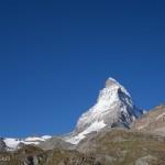Il Matterhorn da Schwarzsee.