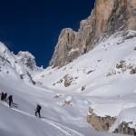 Val dei Cantoni, Pale di San Martino.