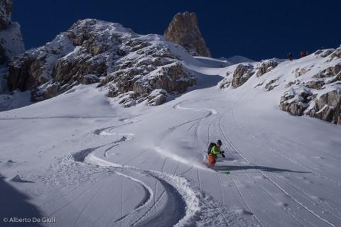 8 dicembre 2014, Carlo Zortea in Val Travignolo