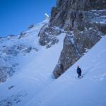 Valluga, Sankt Anton Am Arlberg.