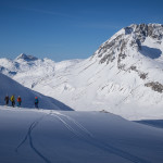 Paziel Tal. Sankt Anton Am Arlberg.