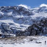 Primo giorno. Dalla Val Madriccio al Rifugio Corsi.