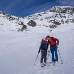 Secondo giorno. Val di Rosole.