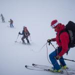 Quinto giorno. In discesa nel ghiacciaio di Solda.