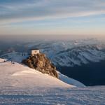 La Capanna Vallot, Monte Bianco.