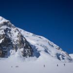 Traversata della Vallee Blanche, Monte Bianco.