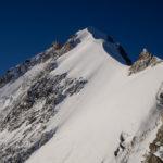 La Biancograt, Piz Bernina.