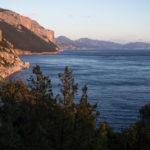 Luci del mattino da Mudaloru, Selvaggio Blu quarto giorno.