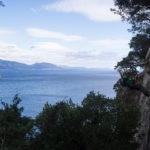 In calata su Bacu Padente, Selvaggio Blu quarto giorno.