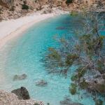 Cala Biriala, quarto giorno di Selvaggio Blu.