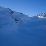 Sci alpinismo alla Wildspitze.